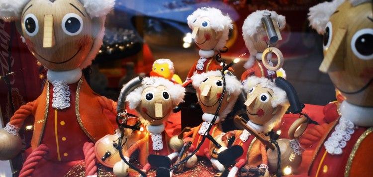 Mozart dolls for sale in Salzburg