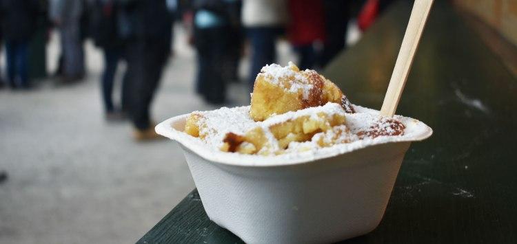 Lebkuchen at the Christkindlmarkt