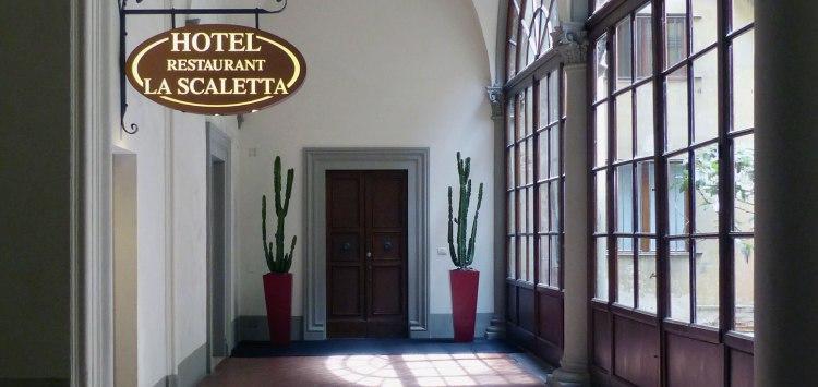 Hotel La Scaletta in Florence